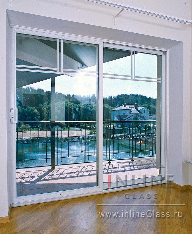 стеклокомпозит, раздвижные окна